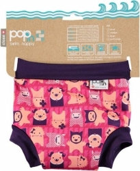 Close parent Pop-in plavky MONSTER EDIE vel. M (6-9 kg)