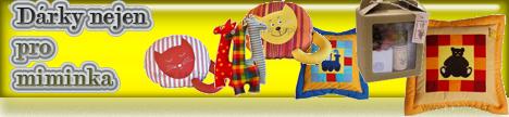 Pleny, hračky a další výrobky z přírodních materiálů a EKO výrobky